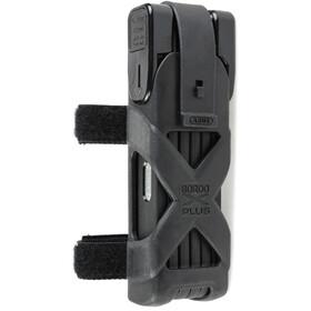 ABUS Bordo X Plus 6400/85 - Antivol pliable - noir